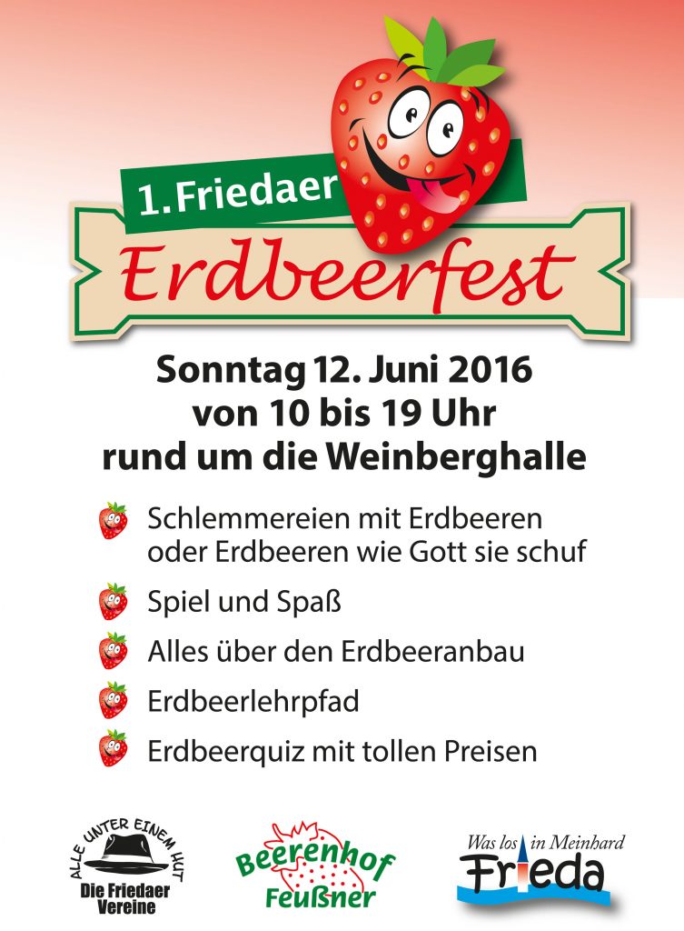 Erdbeerfest_Plakat